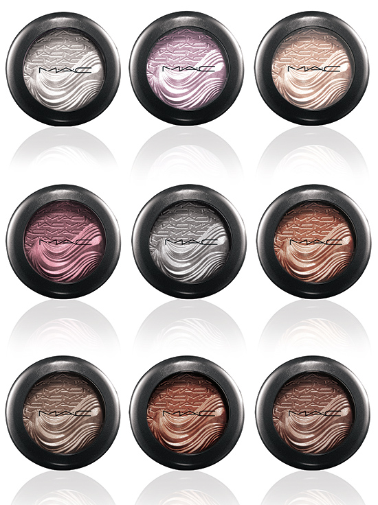 MAC Cosmetics In Extra Dimension Eyeshadow Collection 2015 3