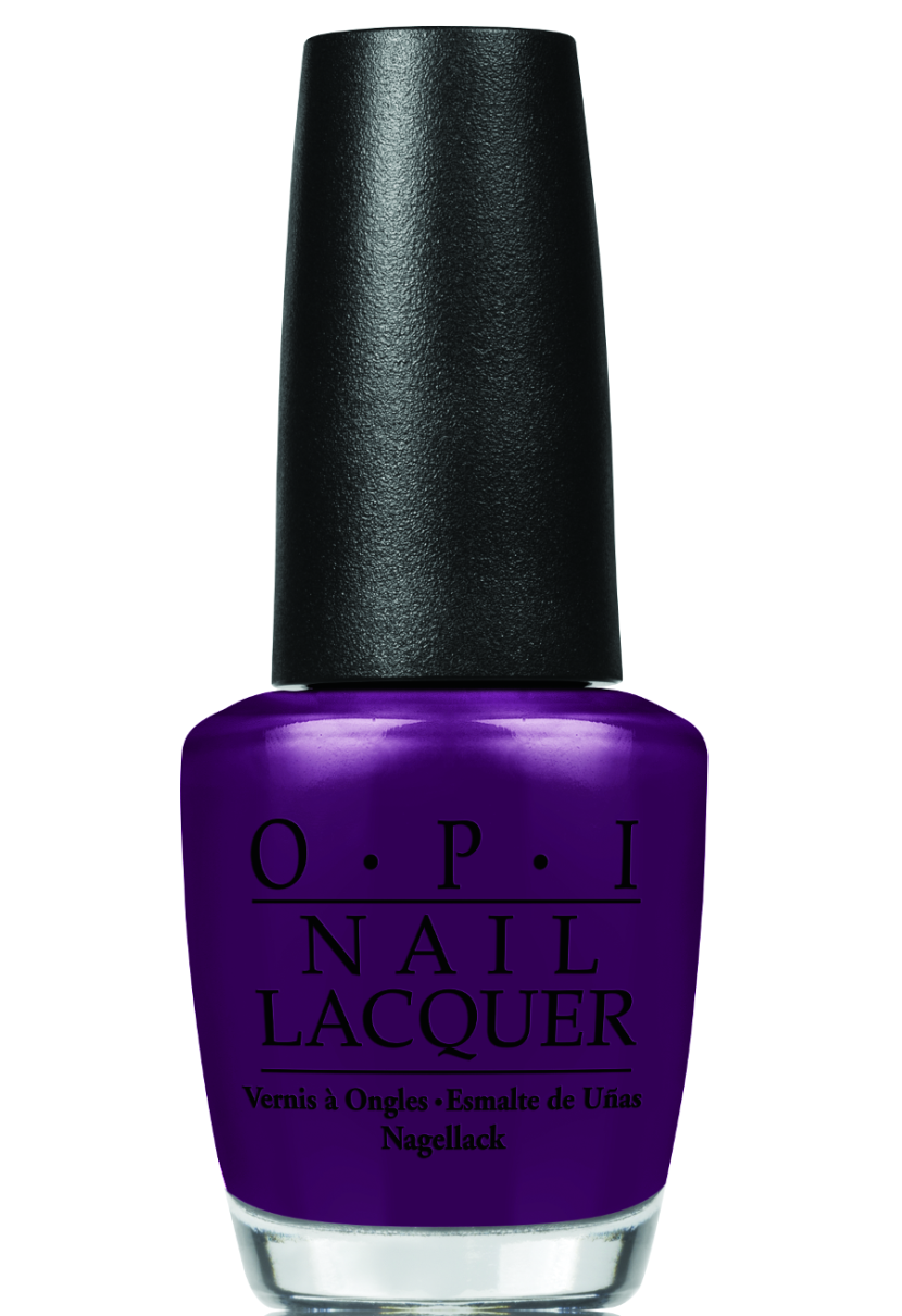 OPI Summer 2015 nail polish collection Get Cherried Away