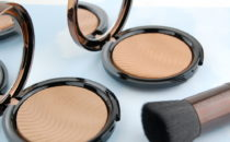 MAKE UP FOR EVER Pro Bronze Fusion in 20M and 25I + 136 Kabuki Brush review