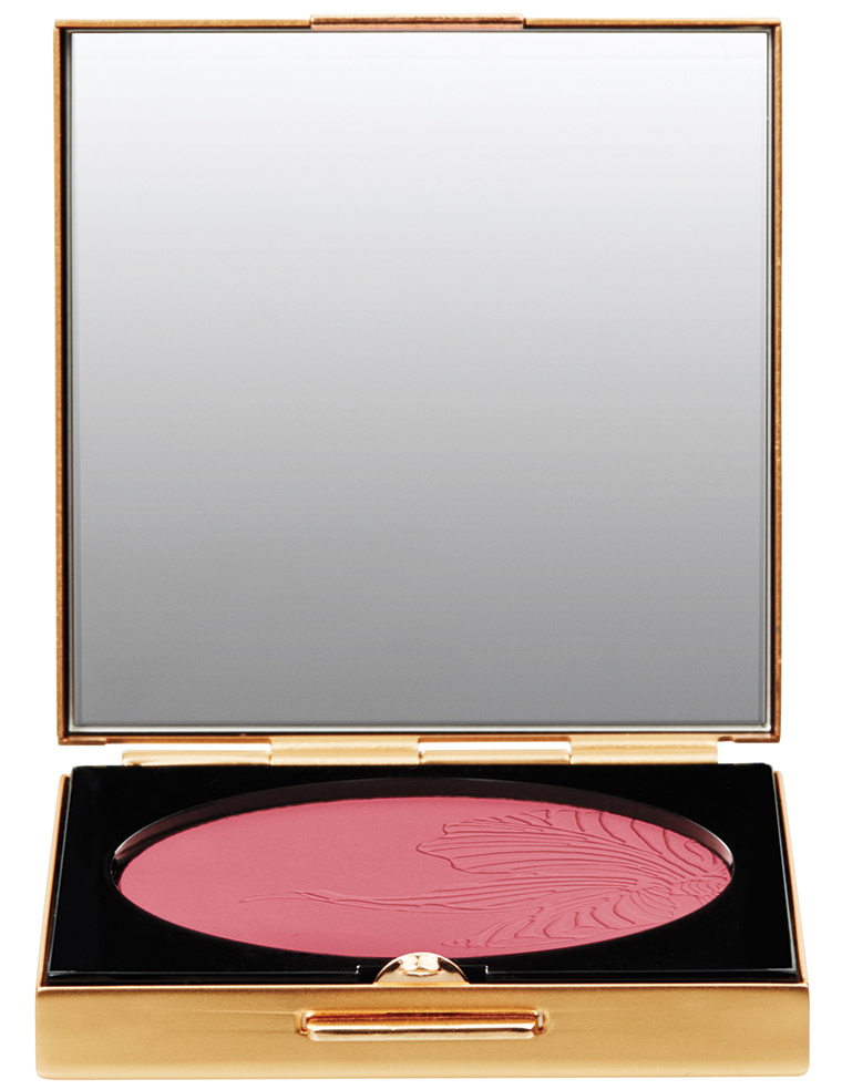 MAC Cosmetics Guo Pei 2015 Holiday collection Red Water Lily powder blush