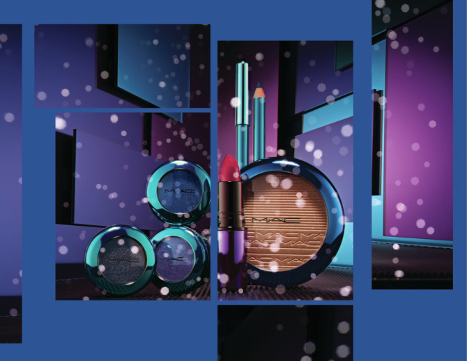 MAC Cosmetics Magic of the Night Holiday 2015 collection info