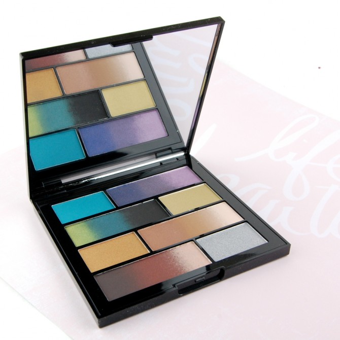 Sephora Collection Ombré Obsession Eyeshadow Palette review