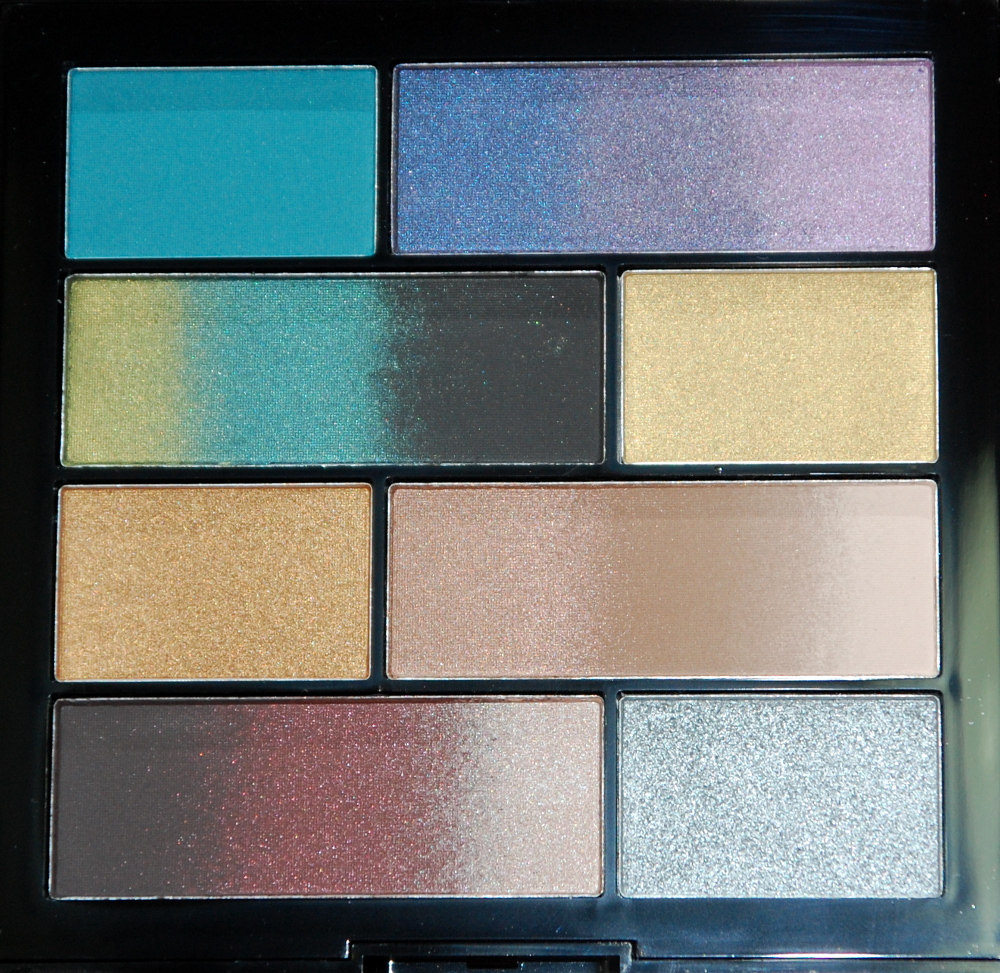 Sephora Collection Ombré Obsession Eyeshadow Palette review 5