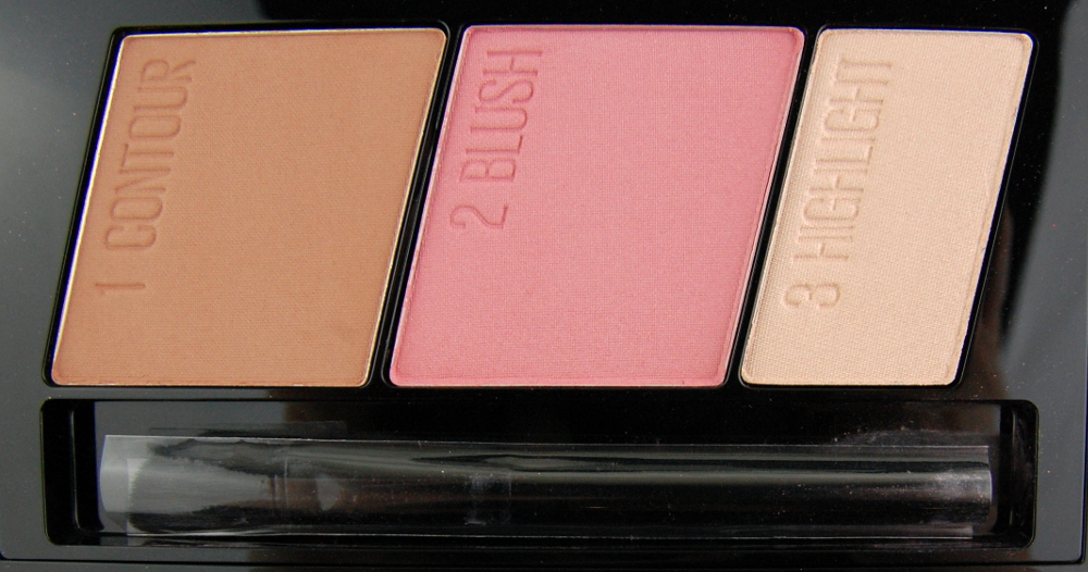 Maybelline Master Contour Kit 10 Light to Medium review