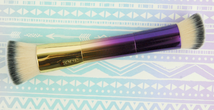 Tarte Rainforest of the Sea Double Ended Foundation Brush review