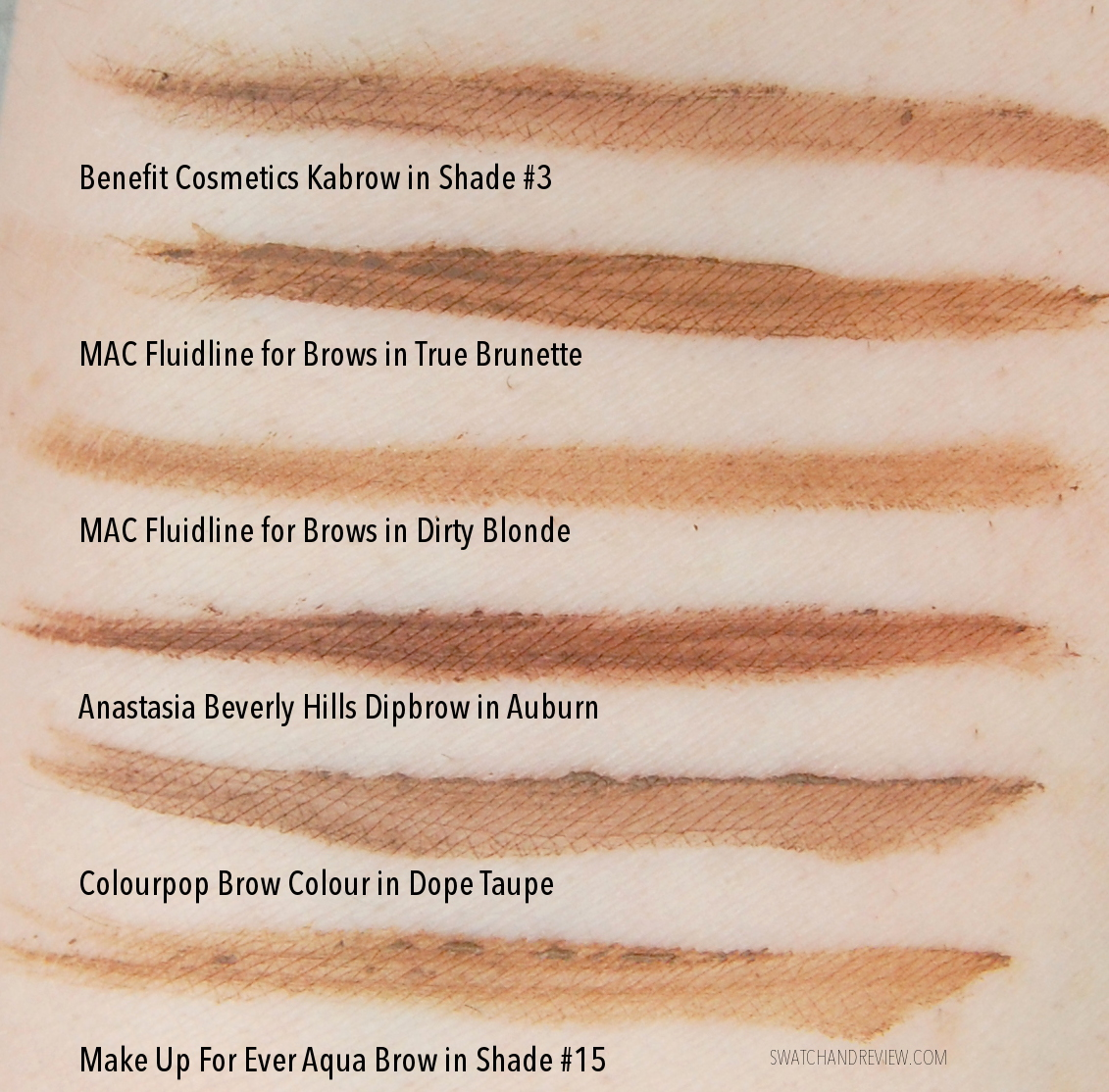 Brow Zings Eyebrow Shaping Kit by Benefit #13