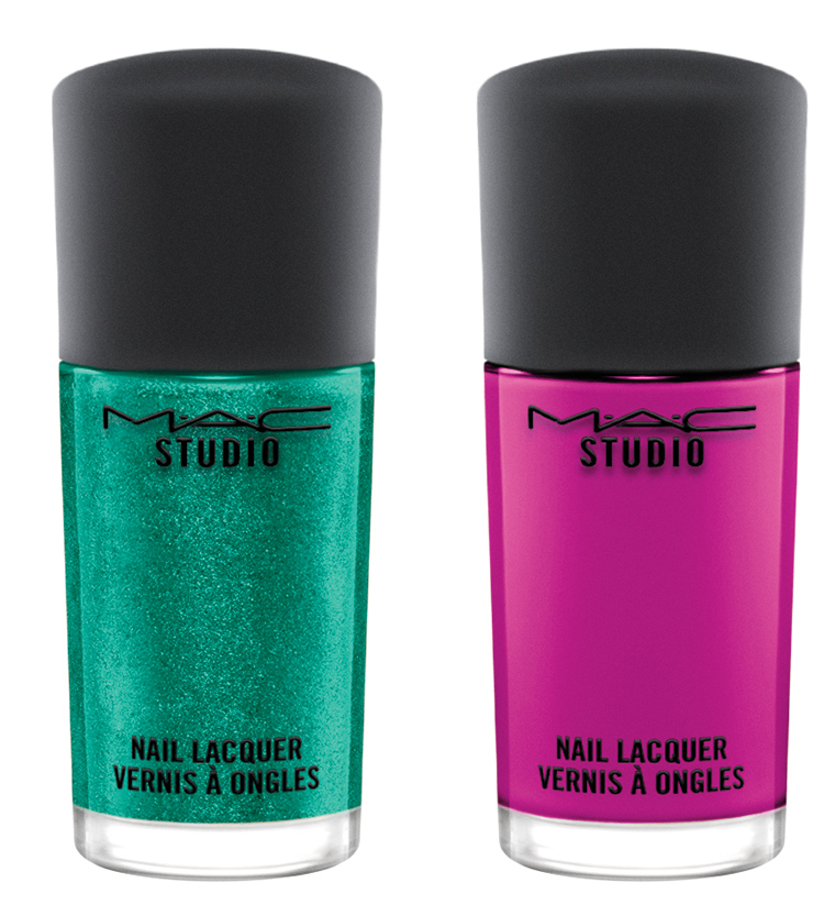 Laura Lacquer Nail Polish: MAC Cosmetics Fashion Pack Collection Info