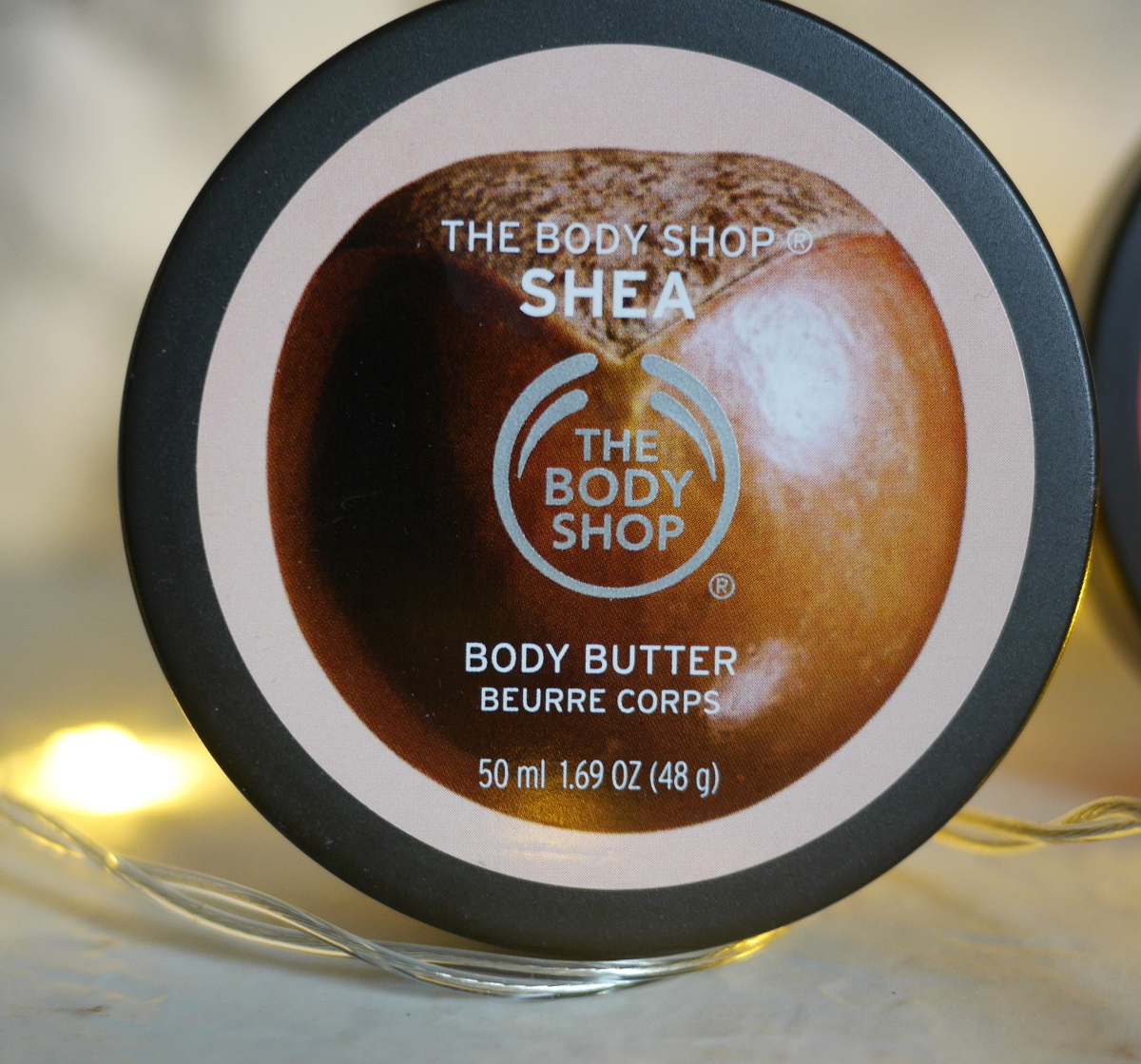 The Body Shop Best of Festive Body Butter Dome Gift 2016 Shea