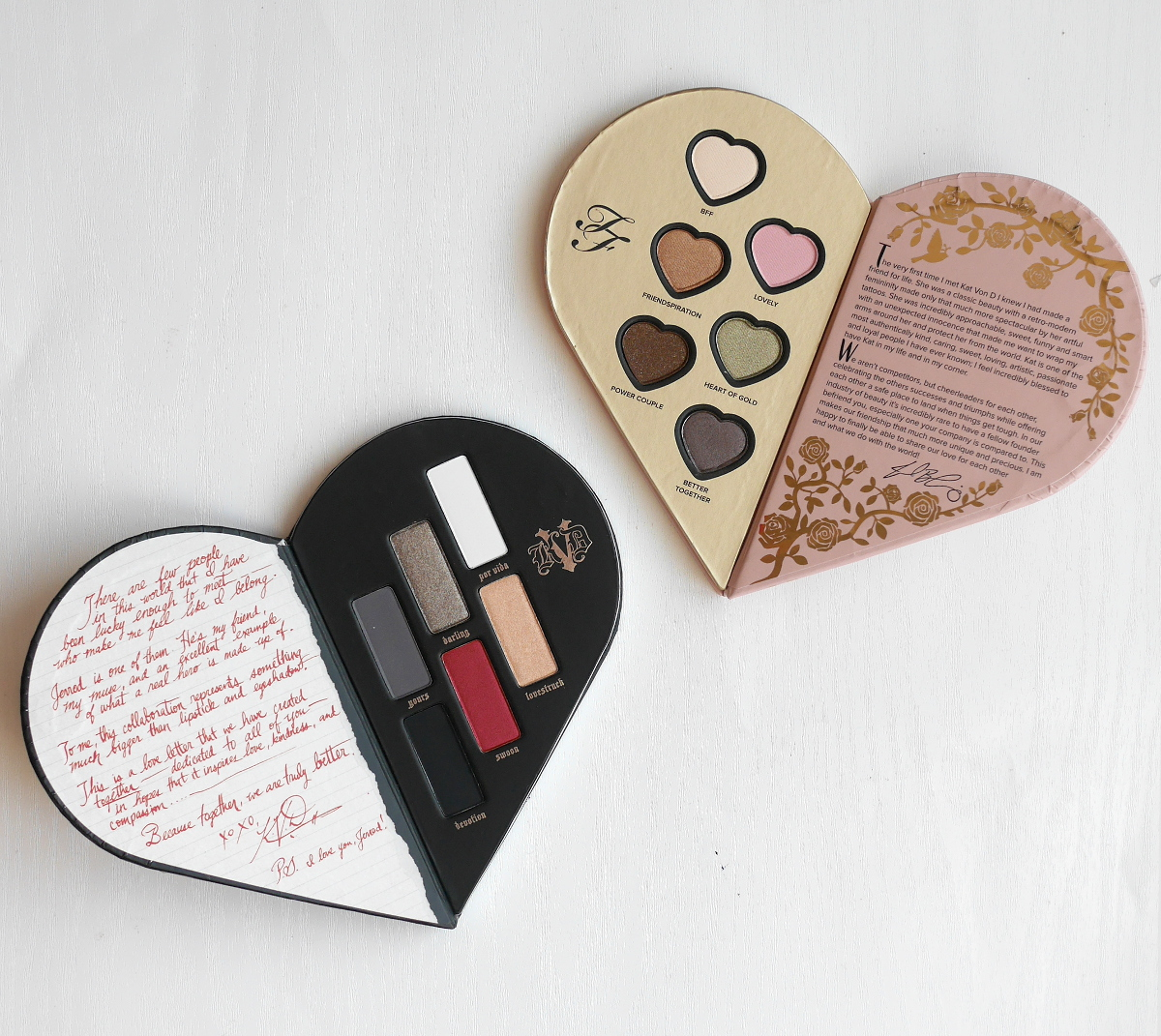 Too Faced Kat Von D Better Together Ultimate Eye Collection TooFacedxKatvonD 2