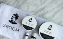 GROOM Shaving Care Set makes a perfect Father's Day gift!