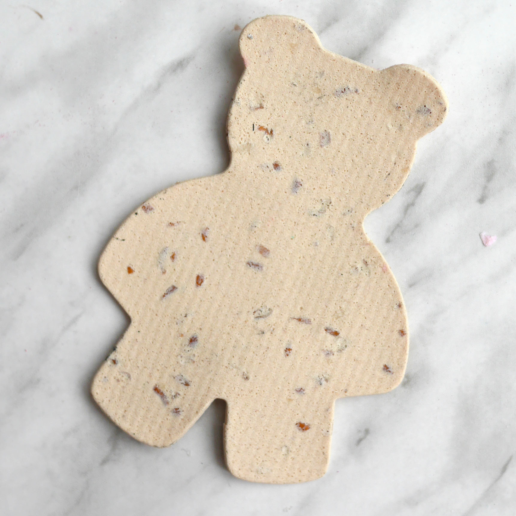 LUSH Holiday 2017 collection NEW Butterbear Wash Card